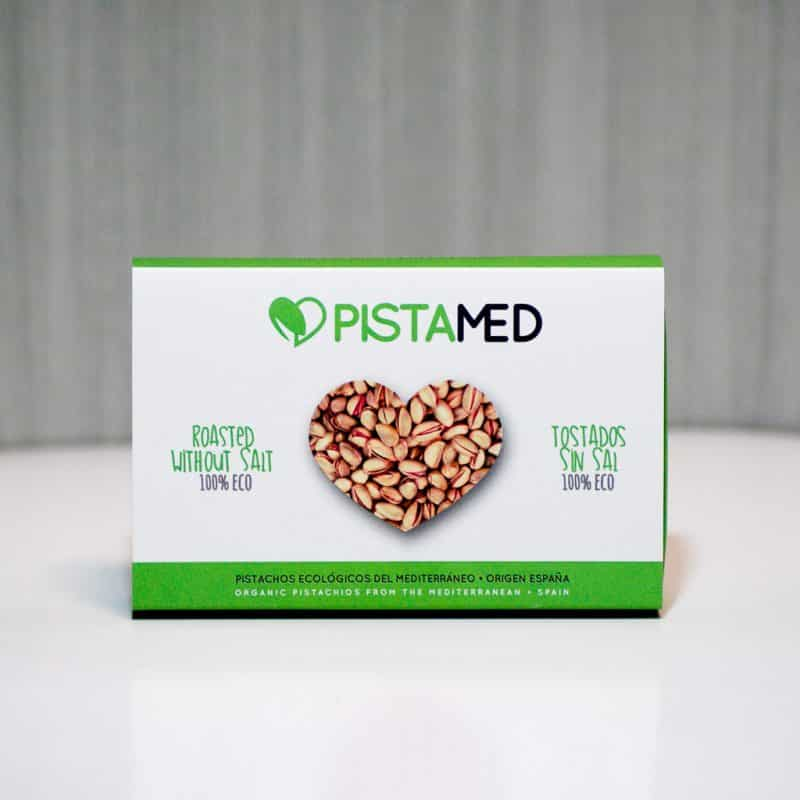Box of pistachios Pistamed
