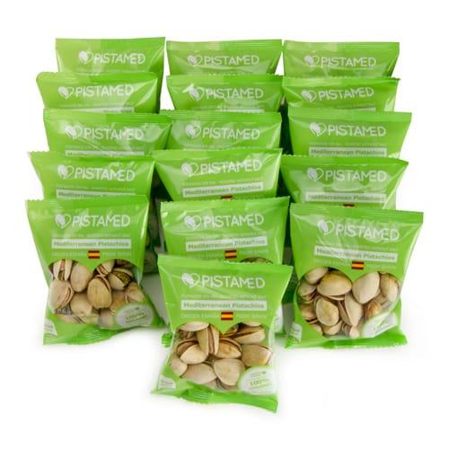 Pack de 16 bolsitas de pistachos
