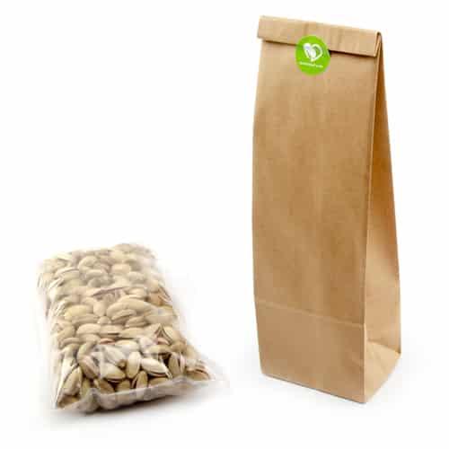 500 gramos pistachos sin sal a granel