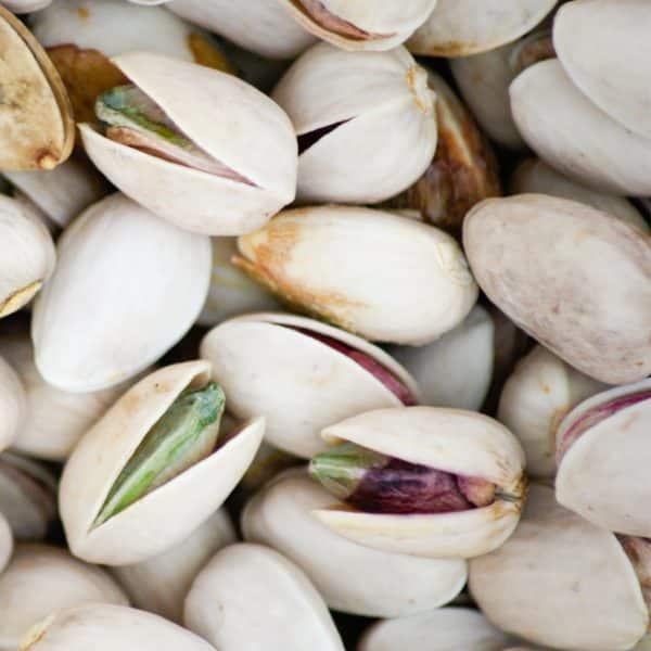 Pistachos sin sal a granel calidad