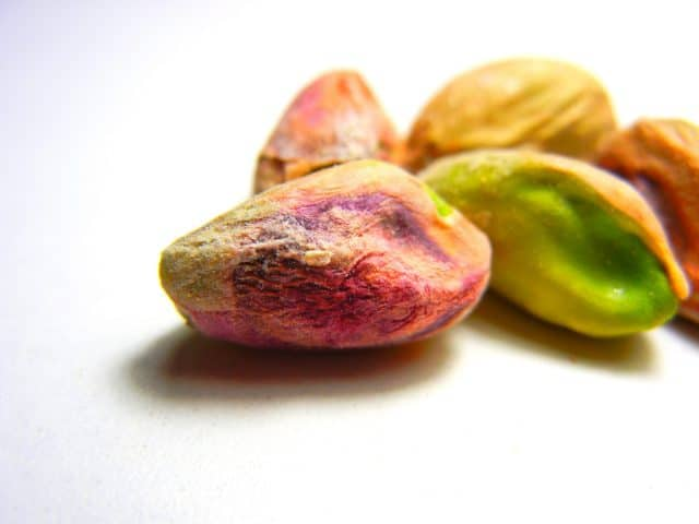 pistachos buenos para el cabello