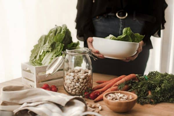 Pistachos en dietas saludables