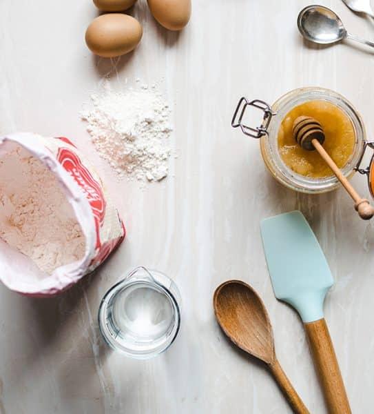 Muffins de pistachos y limon II