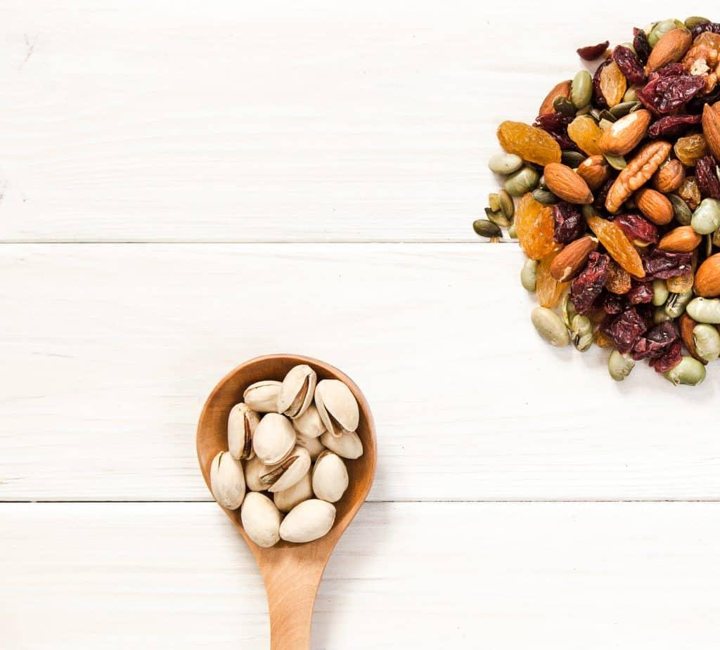Los frutos secos engordan?