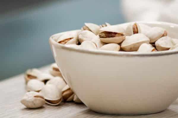 pistachos fuente de proteina