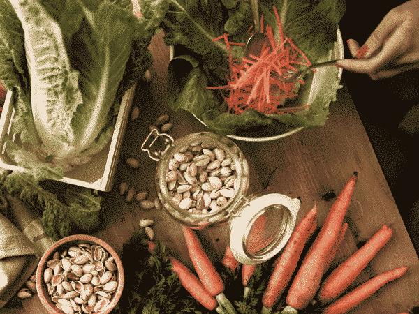 Beneficios pistachos durante el